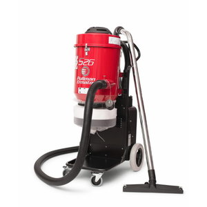 Vacuum cleaner S26 Polyesterfilter+H13, Pullman