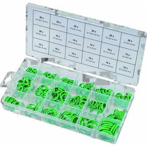 O-rõngad kmpl 270-osa konditsioneeridele, KS Tools
