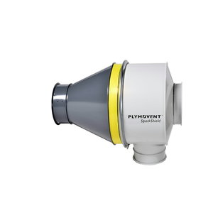 Spark arrester SparkShield-250, duct diam. 250mm, Plymovent