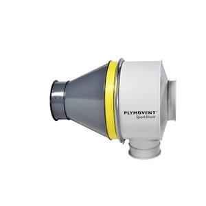 Kibirkščių slopintuvas SparkShield-250 ortakio diam. 250mm, Plymovent