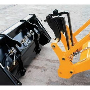 Carriage hydraulic with forks for  3CX/4CX, JCB