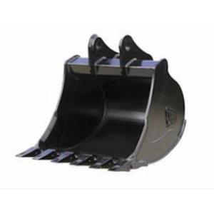 ковш 400мм 0.09м3 стандартный, для  3CX/4CX, JCB