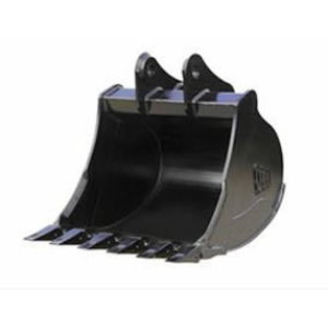Bucket 305mm 60L for  3CX/4CX with pins, JCB