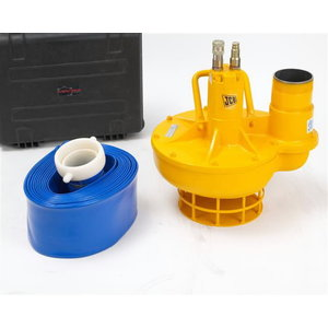 Hydraulic trash pump for  Beaver, JCB