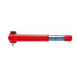Dinamometriskā atslēga VDE 1/2 10-50Nm 385 mm, Knipex