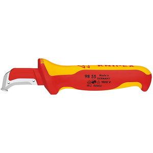 Kabelių nužievinimo peilis, Knipex
