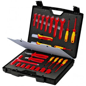 Tööriista kmpl VDE, Knipex