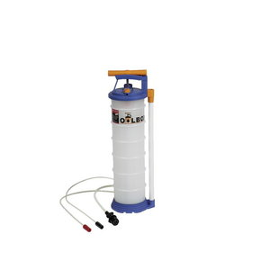 Vacuum oil collection tank 6.5 l + 3 probes, Ratioparts