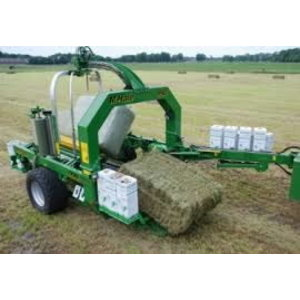 Square Bale Wrapper 998, Mchale