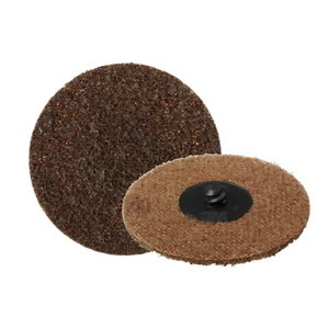 Finishing disc SC-DR A SRC BROWN 50mm Scotch-Brite Roloc™, 3M