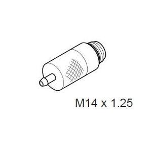 Survetestri adaptor M14 x 1.25, Yamabiko