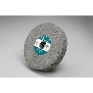 Apstrādes disks EXL DB-WL 150x25x25mm 9S FIN pelēks, 3M