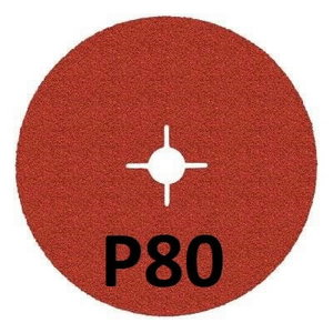 Fiiberketas INOX 987C Cubitron II 125mm P80+, 3M
