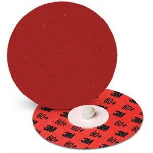 Šlifavimo diskas Roloc 50mm P60+ 3M 984F Cubitron II
