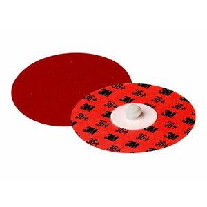 Šlifavimo diskas Roloc 50mm P80+ 984F Cubitron II, 3M