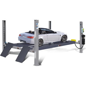 4-postlift A455A 5,5T, 5100mm, wheel alignment, AMGO