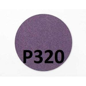 Slīpēšanas disks 150mm P320+ 775L Hookit Multihole Cubitron II, 3M