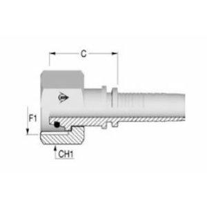 Meter 30X2,0 Pipe 20 Hose 3/4´´, Hiflex