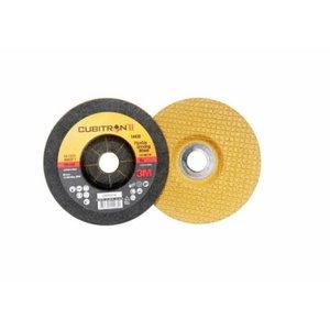 Grinding disc 125x3x22mm P36+ Cubitron II 51743, 3M