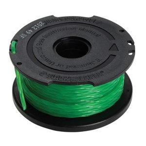 Spool & line. 6m / 2,0mm. GL7033, GL8033, GL9035, Black+Decker