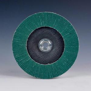 Diskas vėduoklinis 125mm P80 577F, 3M