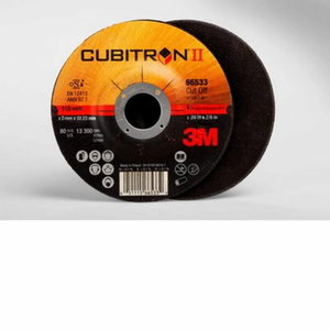Cutting disc3M™ Cubitron™ II T41, 125mm x 1,6mm x 22,23m, 3M
