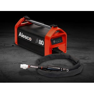 Induction heater A80, Alesco