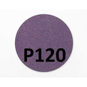 775L Cubitron II Hookit film disc 125mm P120+  no holes, 3M