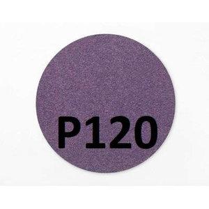 775L Cubitron II Hookit film disc 125mm P120+  no holes, 3M