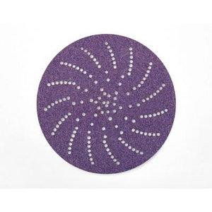 Slīpēšanas disks 125mm P120 775L Hookit Multihole Cubitron I Cubitron II, 3M