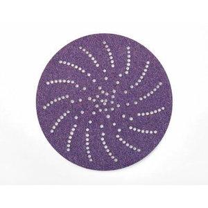 Slīpēšanas disks 150mm P120+ 775L Hookit Multihole Cubitron