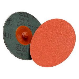 Šlifavimo diskas Roloc 75mm P120 787C, 3M