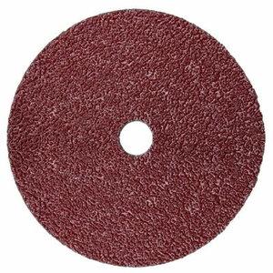 Fibro diskas juodam metalui 782C 125mm P36+