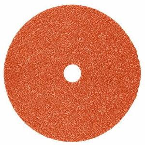 Fiber disc 125mm P120+ 787C, INOX, 3M