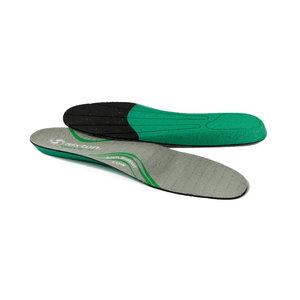 Iekšzoles, Modularfit, mazs izliekums, pelēkas/zaļas 41