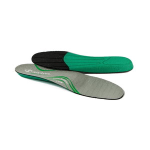 Insoles Modularfit low arch, grey/green, Sixton Peak