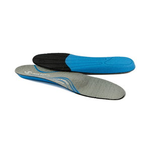 Insoles Modularfit medium arch, grey/blue, Sixton Peak