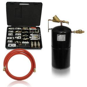 Complete Flushing kit for  Konfort series, Texa