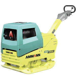 Hydrostatic reversible plate compactor APH6530, 65KN, 543kg, Ammann