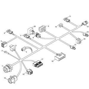E-ICV kaablikimp 6020
