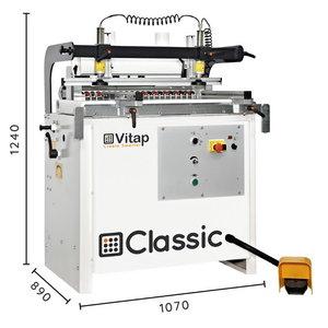 Gręžimo mašina, pusiau automatinė ALFA21 CLASSIC, Vitap