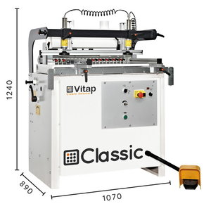 Gręžimo mašina, pusiau automatinė ALFA21 CLASSIC