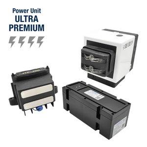 Aku ja laadija komplekt Ultra Premium  4.36 (10A/10,35), Ambrogio