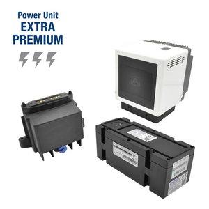 Akumulators un lādētājs Extra Premium 4.0  (8A/8,7)