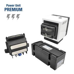 Aku ja laadija komplekt  Premium 4.0  (8A/8,7), Ambrogio