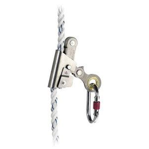 Ascord Sliding Guided Fall Arrester on diam. 14 mm rope, Delta Plus