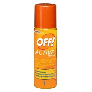 Sääsetõrjevahend OFF Active aerosool 100 ml