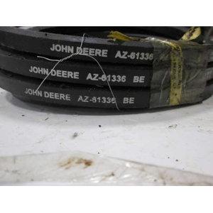 Belt kit (3pcs) 7980, John Deere