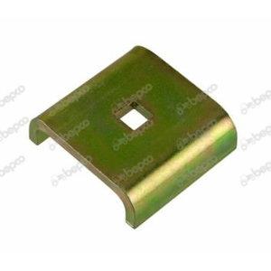 ACCELERATOR DRUM CAP 62.5 X 58 X 5 MM - HOLE 11 X 11 MM, Bepco