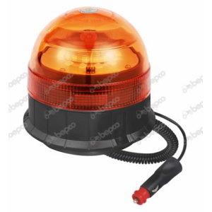 Vilkur, LED 12-24V 12X3W, magnetiga, Bepco